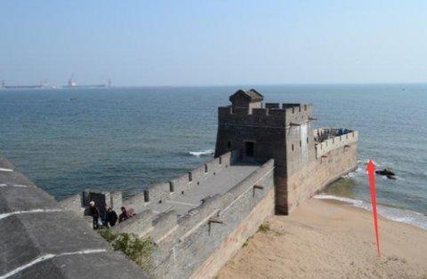 老外■为什么长城的尽头是在大海中?老外看后直呼:中国古人太聪明了