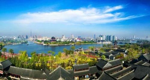 江苏振兴速度最快的3个城市,一个是泰州,一个建有地铁