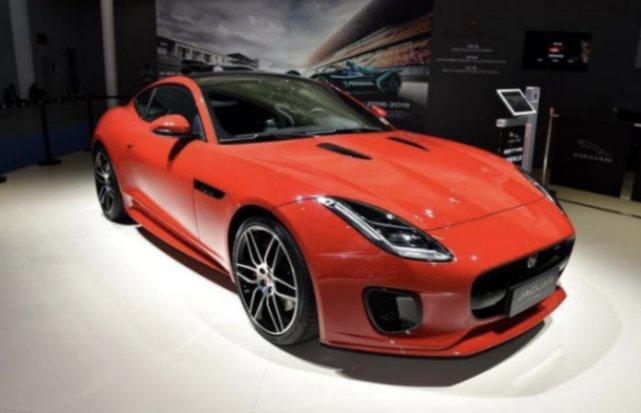 英伦风度 2020款捷豹F 推4种车型 58.2万起售