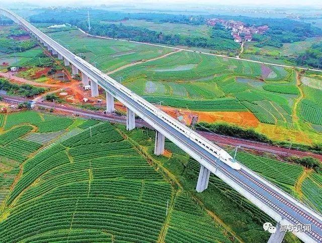 经济龙头高铁却落后,广东猛醒:未来6年,19个项目,4807亿