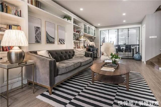 简约风格别墅装修案例,210平米的房子装修多少钱?