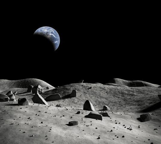 月球:月球的危险之处显露? 科学家: 也许再过数十年, 没人敢登这颗星球