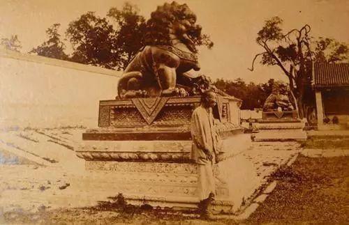 1870年的颐和园是什么样子的,扼腕痛惜