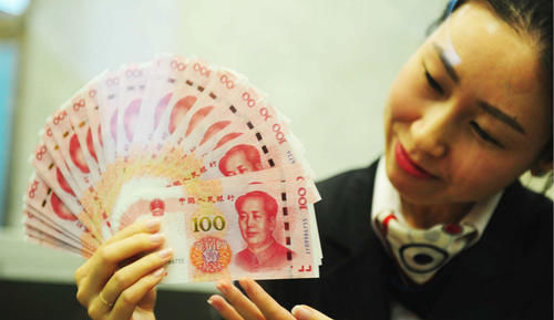 【再创新高】【财经数据】外资持有人民币债券突破2万