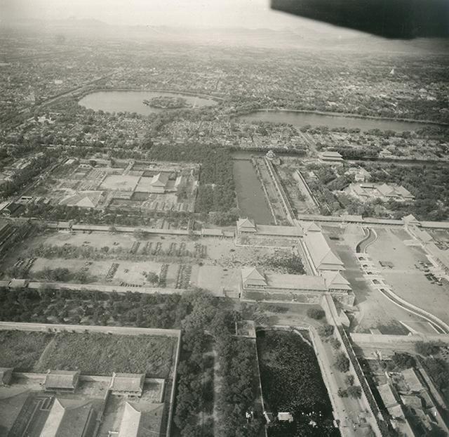 美国人镜头下1945年的北京城,这才是北京城当年的样子 - 黑杏 - 黑杏