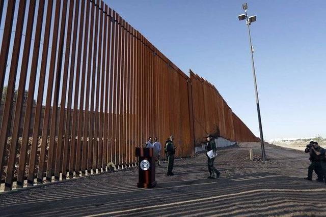 美国得州联邦法官判决:禁止特朗普用36亿美元军费建边境墙