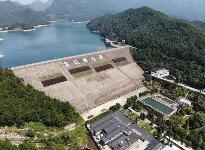 浦江金坑岭一级水电站获评全国绿色小水电站