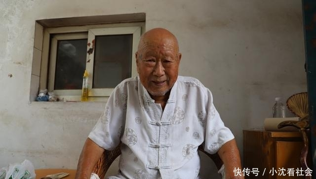<b>95岁抗战老兵赵洪堂:我是一块砖,哪里需要哪里搬</b>