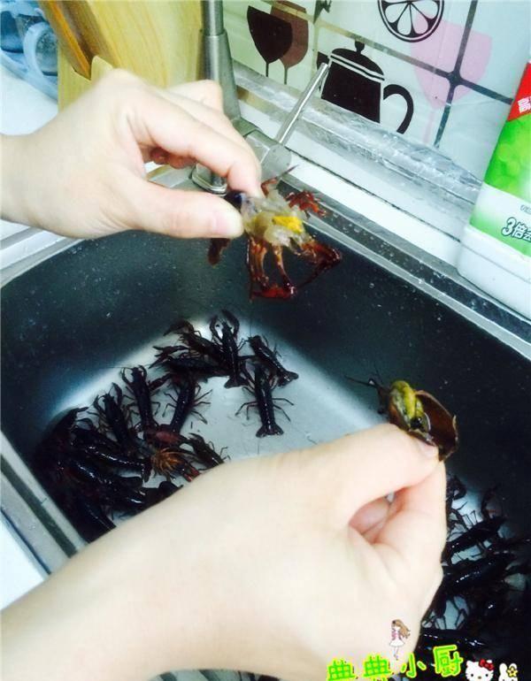 「小龙虾」吃小龙虾的季节来临,分享几款家常做法,好吃入味,且超级简单!