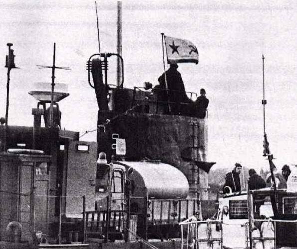引爆:如果瑞典人强行登艇,就立马引爆核弹头!苏联C-363潜艇搁浅事件