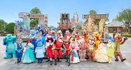 上海迪士尼度假区将实行新儿童票标准,儿童年卡持卡人若符合新标