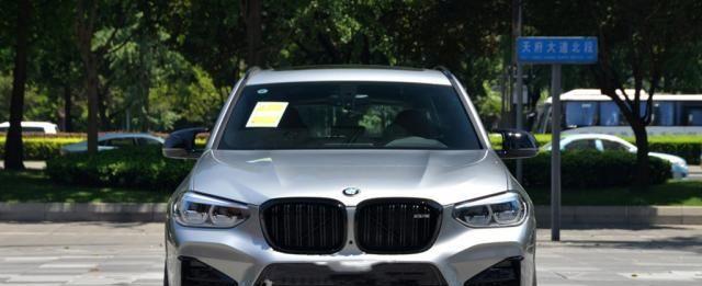 宝马X3M中型SUV,搭载S58最新发动机,无论内饰与动能,都很出色
