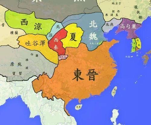 『南北朝』魏晋到底指的是哪一个时期?南北朝为什么叫魏晋南北朝?