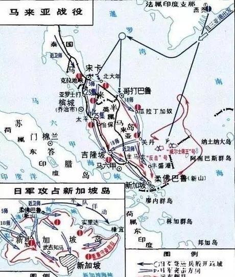 『发起进攻』二战英军最耻辱一战,13万人被3万人打的找不着北,全体投降