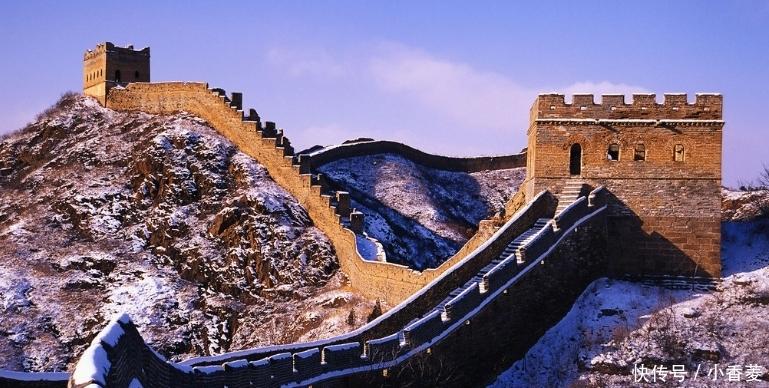 「高度」长城的高度不到10米,在古代能防住什么?专家:把胡人坑惨了