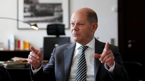 【资金】德国财长:可动用数以十亿欧元计的资金应对