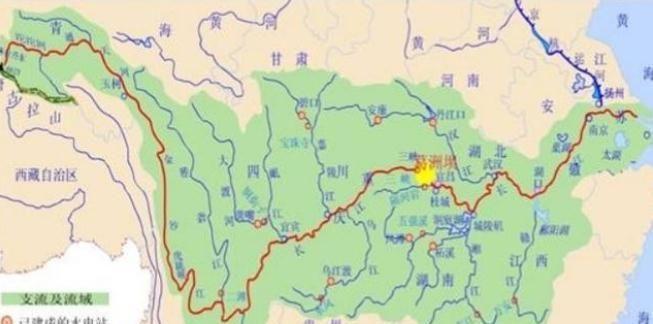 长江最深的地方在哪? 有多深?