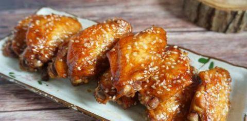 鸡翅的超简单做法,味道鲜美,家里没人不爱吃