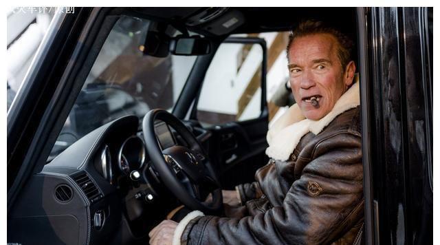 「克雷塞尔」施瓦辛格最爱的车,全球唯一纯电动奔驰G级,490马力、5.5秒破百