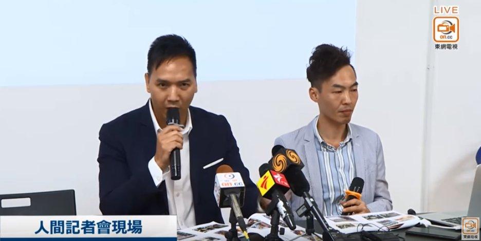 """香港市民""""人间记者会""""痛斥蒙面暴徒:80年代打劫金铺的人才这样"""