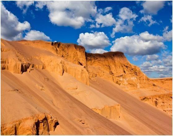 深交彩虹家园心理测试:四片沙漠,你认为哪片最荒凉?测出命中注定你是什么命!