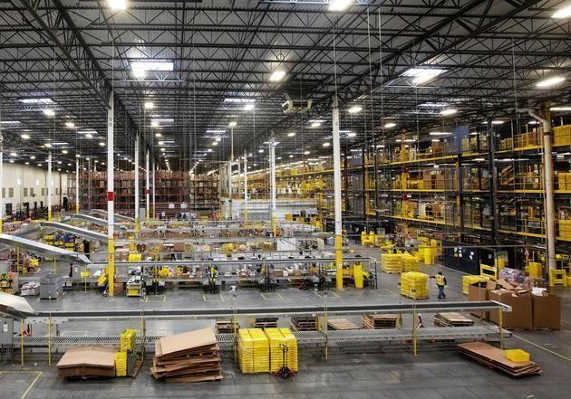[亚马逊旺季仓储费]亚马逊测试廉价仓储服务,满足圣诞购物旺