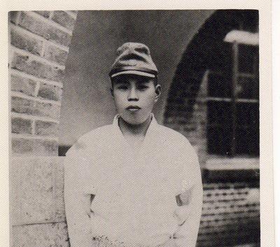 『建国』他是日军掷弹兵,被俘后加入八路军屡立战功,建国后留在中国当官