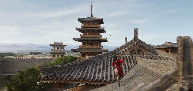 《花木兰》曝皇城拍摄地,陈凯歌曾在此拍这部电影?|淘气电影日爆 | 湖北襄阳