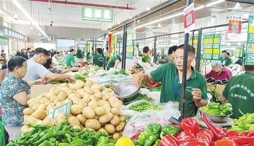 中秋节农副产品购销两旺:价格普遍回落 后市供应充足