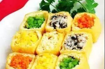 家常菜@豆腐蔬菜盅,鱼香鸡蛋,黄瓜拌虾片这几道家常菜的做法