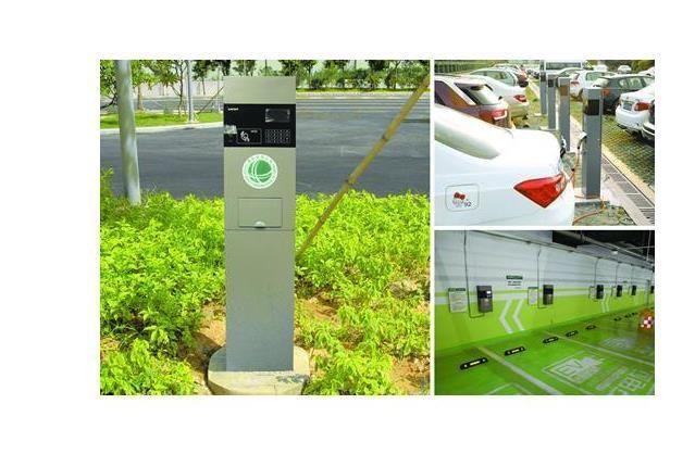 纯电动汽车普及后,充电桩会布局在什么地方?