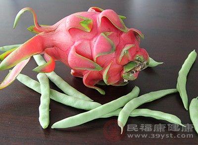 「火龙果」火龙果的功效 吃这种水果减少金属中毒