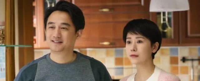 《小欢乐》演员年纪暴光,黄磊48岁,海清42岁,她一点都不像47岁!