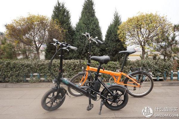 用单车的价格感受电动车的快速:FIIDO D3电动自行车上手体验