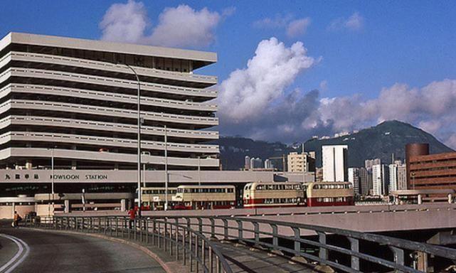 [两个世界]1980年从香港到深圳 那真的是两个世界 反差好大