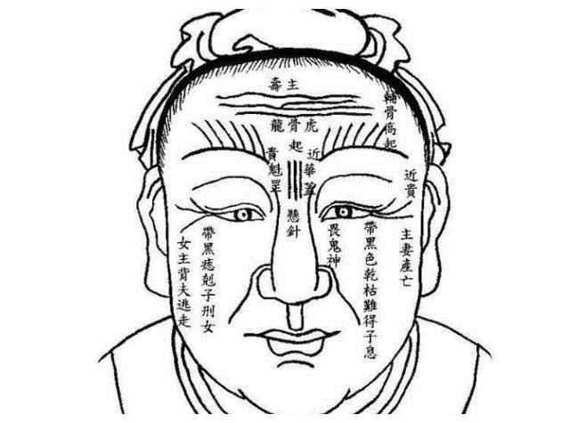 面相学:3种心机婊面相,心胸狭窄,薄情寡义,喜欢背后捅刀子