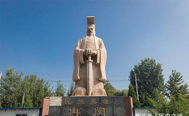 """『赵帝国』""""杀胡令""""的发起者冉闵,三天内杀害了二十万胡人"""