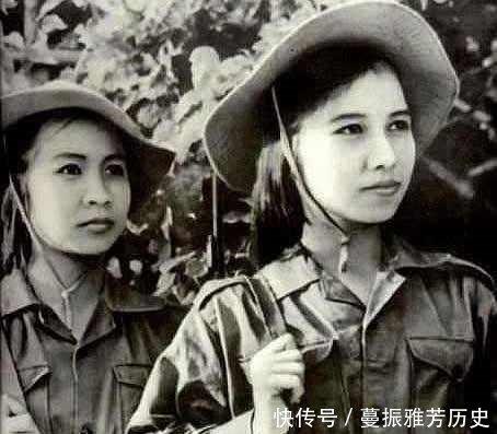 中越战争时期的越南女兵,从尸体身上搜出来的照片令人动容插图(1)