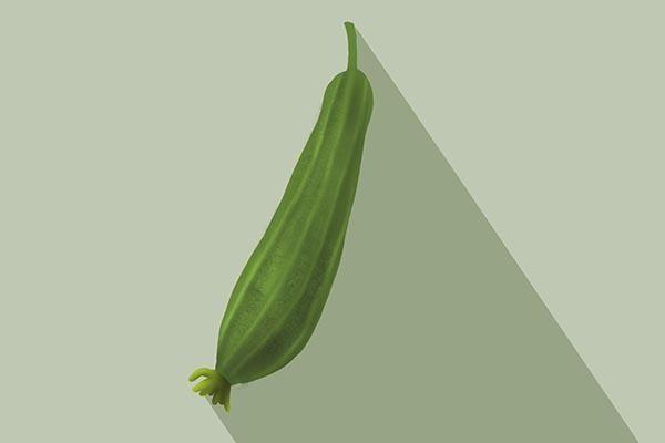 [轻松]夏天经常吃丝瓜,哪些好处能轻松收入囊中?爱吃的人有口福了