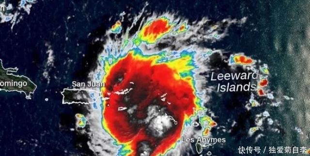 """大西洋""""挣脱束缚""""!8月第一个飓风直逼2级,24小时预警已发布"""