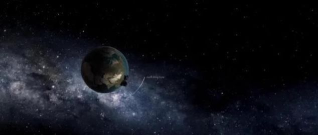 [蚂蚁]比蚂蚁小的黑洞靠近地球会发生什么电脑模拟了这个过程
