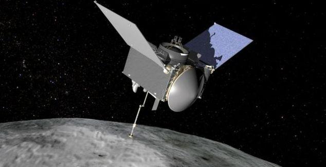 「迎来」NASA航天器奥西里斯-雷克斯在小行星本努上迎来新使命