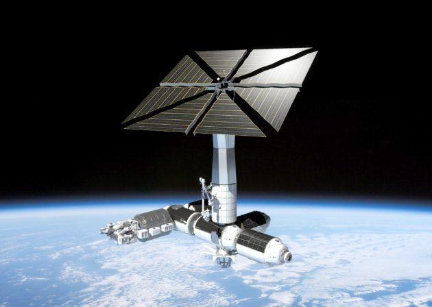 游客:仅需5500万美元 SpaceX明年送3名游客到国际空间站