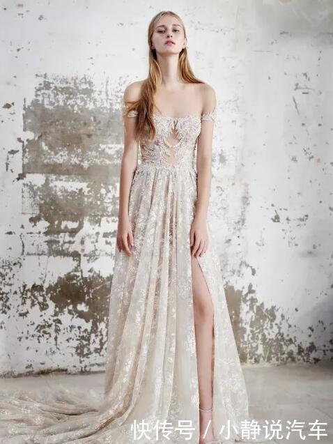 心理测试:4件高定裙,你最想要哪件?测你最近有没有桃花运!