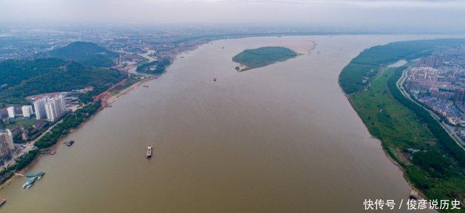 「一江之隔」我国这两座地级市仅一江之隔,水宽一公里,两市中心仅相距5公里