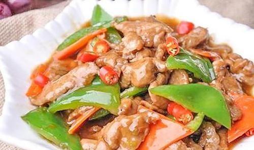 口感■不管炒啥肉不要用淀粉腌制,大厨告诉你:谨记2点,鲜嫩美味肉味