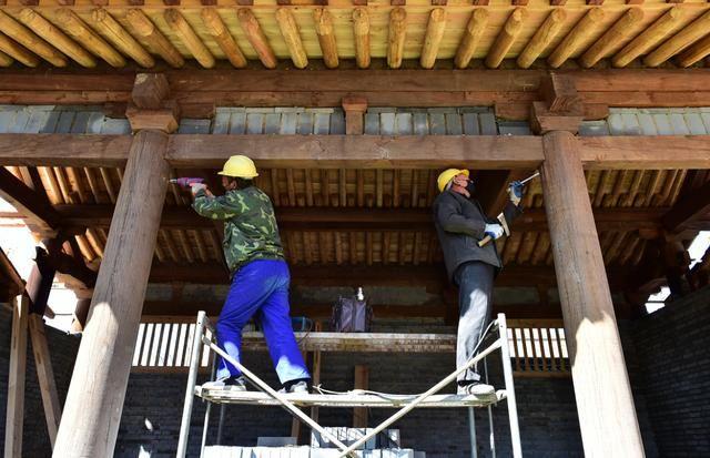 太原狄仁杰文化公园建得怎么样?记者带你看看