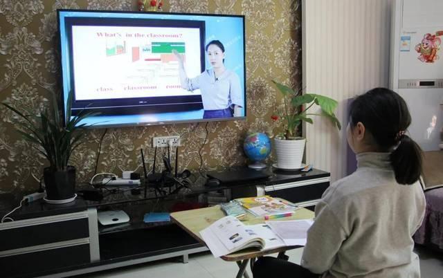 『电视实际用』IPTV用户逼近3亿全面超有线电视 成中小学生上网课的普遍选择