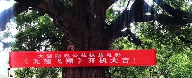 电影《无翅飞翔》在咸阳淳化县开机