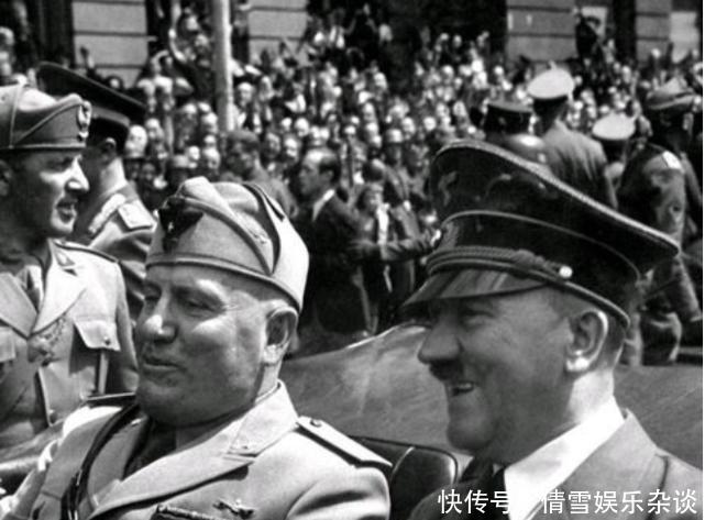 「法西斯」德意日明明都是战败国,为什么战后只惩罚德日,却放过了意大利?